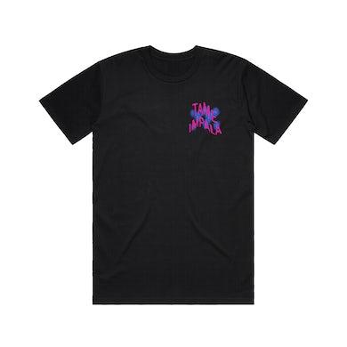 Tame Impala Luca /  Black T-shirt