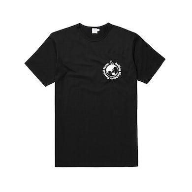 Rolling Blackouts Coastal Fever Globe / Black T-shirt