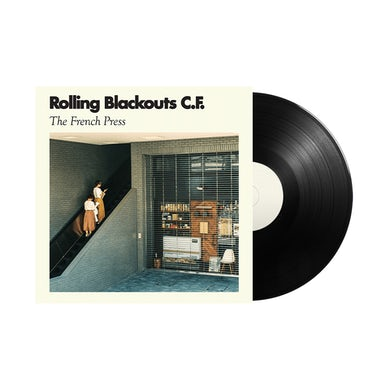 "Rolling Blackouts Coastal Fever Rolling Blackouts C.F. / French Press 12"" Vinyl"