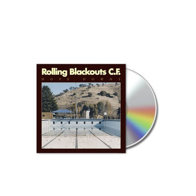 Rolling Blackouts Coastal Fever Rolling Blackouts C.F. / Hope Downs CD