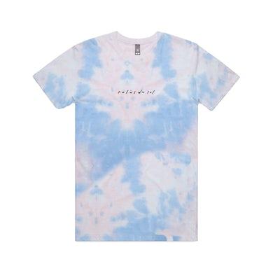 RÜFÜS DU SOL Logo / Tie Dye T-shirt