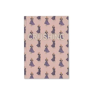 Julia Jacklin Crushing / Lyric Booklet