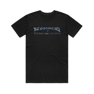 The Avalanches We Will Always Love You / Black T-shirt