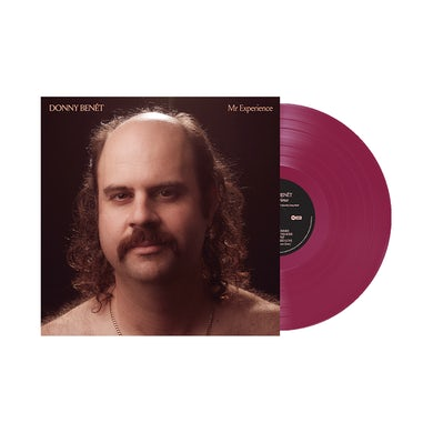 "Donny Benet Mr Experience / Fruit Punch coloured 12""Vinyl"