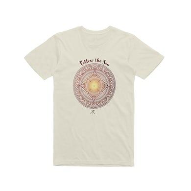 Xavier Rudd Follow The Sun / Natural T-shirt
