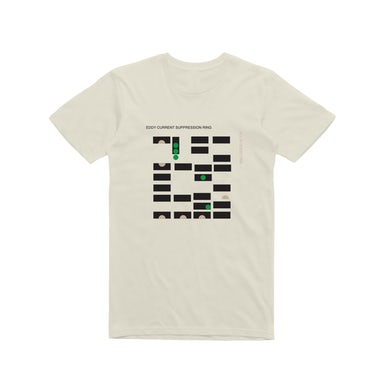 Eddy Current Suppression Ring All In Good Time / Natural T-shirt