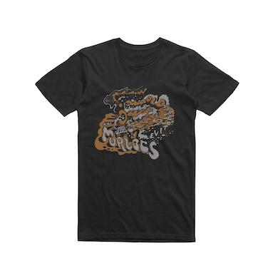 Old Locomotive / Black T-shirt