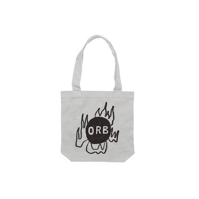 Orb Logo / Cream Tote Bag