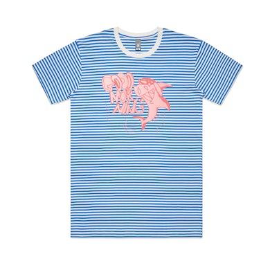 Good Morning / Stripe T-shirt