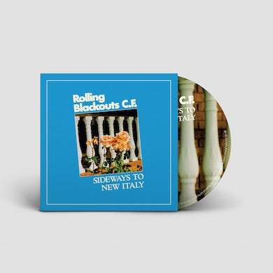 Rolling Blackouts Coastal Fever Sideways to New Italy / CD