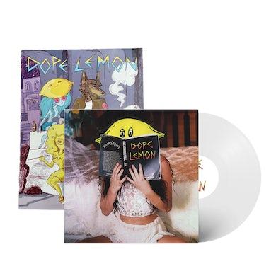 'Honey Bones' / Clear 2xLP Vinyl with Comic Book