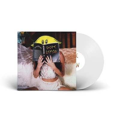 Dope Lemon 'Honey Bones' / Clear 2xLP Vinyl