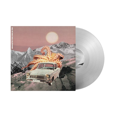 """Our Golden Friend Moonlover / Thou Shall Be Free 12"""" Clear Vinyl"""