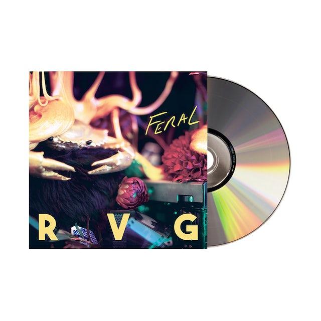 Rvg Feral' CD