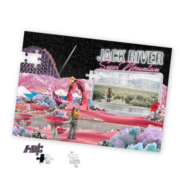 Jack River 120 Piece Puzzle