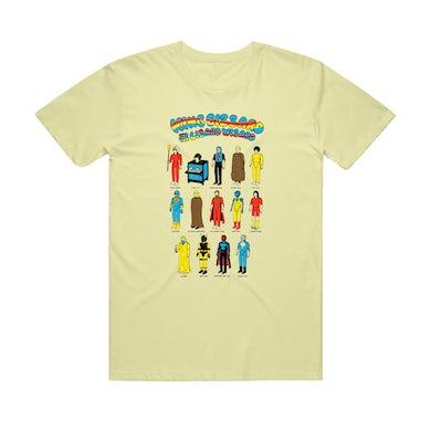 King Gizzard & The Lizard Wizard Toys / Lemon T-shirt