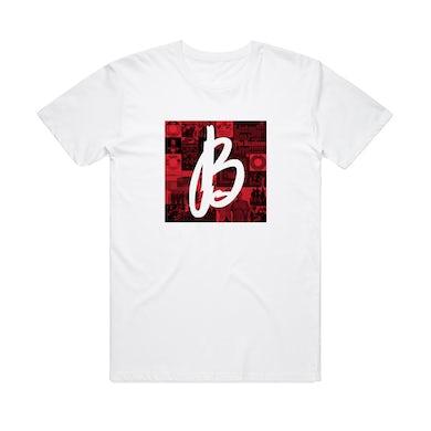The Bamboos 20th Anniversary / White T-Shirt