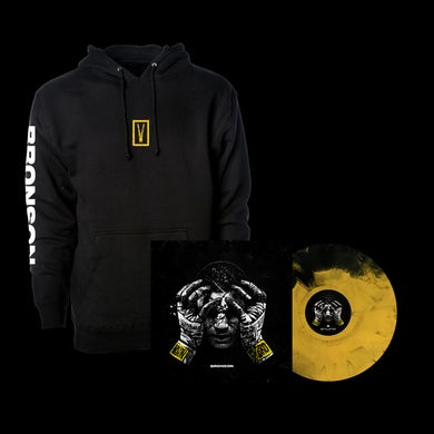 Bronson Bundle: Embroidered Hoodie + Limited Edition LP