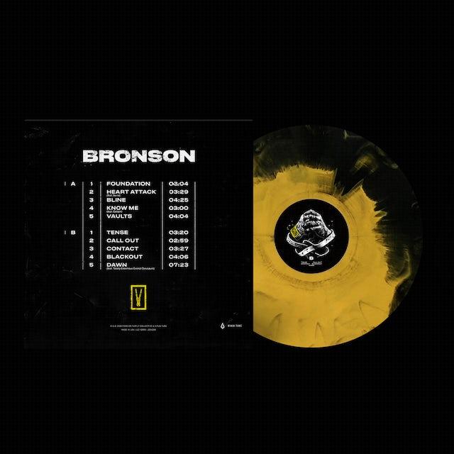 Bronson Bundle: Women's Racerback Croptop + Limited Edition LP (Vinyl)