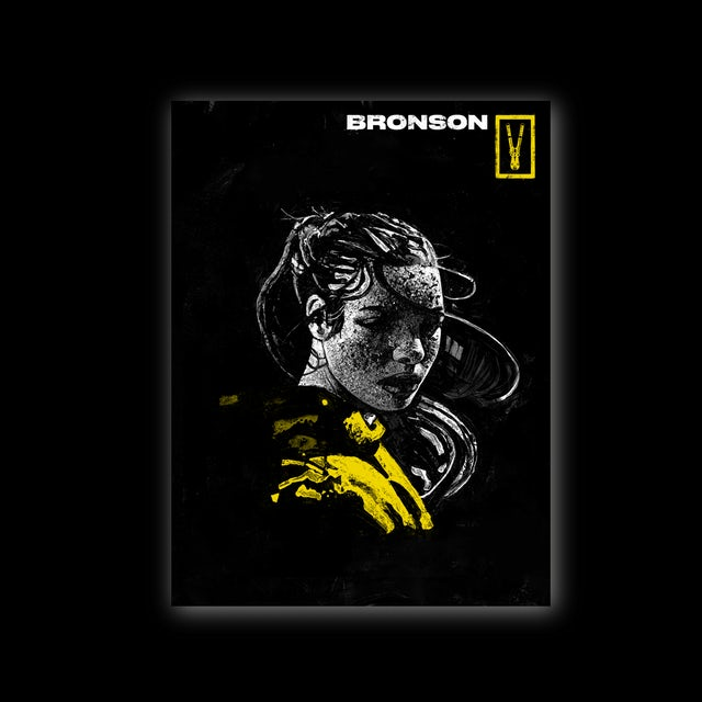 Bronson Heart Attack Poster / A2