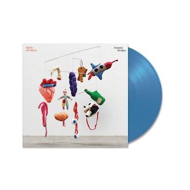 Birds Of Tokyo Human Design / Limited Edition Blue LP (Vinyl)