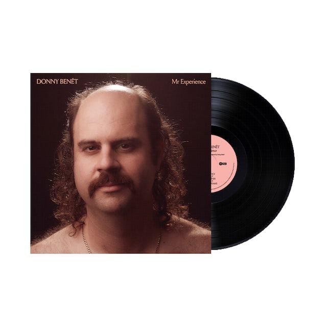 "Donny Benet Mr Experience / Black 12""Vinyl"