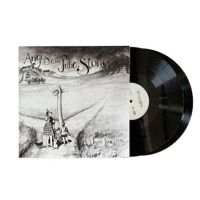"Angus & Julia Stone A Book Like This / 2x Vinyl 12"""