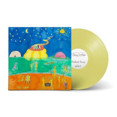 """The Pretty Littles Weekend Away / Yellow LP 12"""" (Vinyl)"""