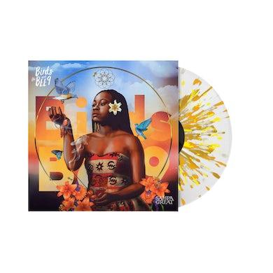 """Birds and The Bee9 12"""" Splatter Vinyl"""