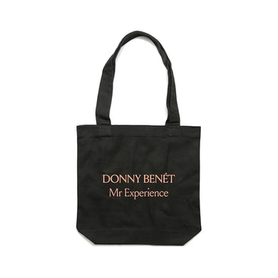 Donny Benet Mr Experience / Black Tote