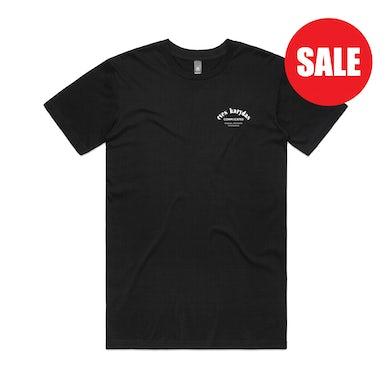 Stockholm / Black T-shirt