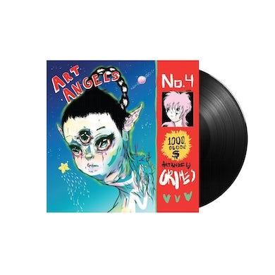 "Art Angels 12"" Black Vinyl LP"