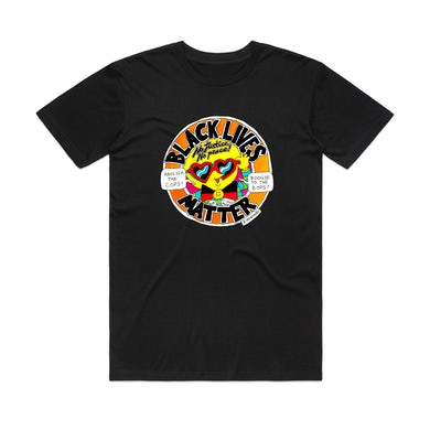 Bjenny Montero BLM  / Black T-shirt