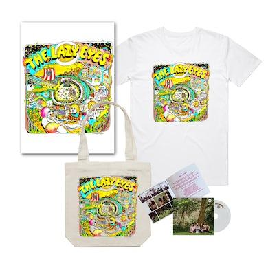 The Lazy Eyes EP 1 CD Bundle
