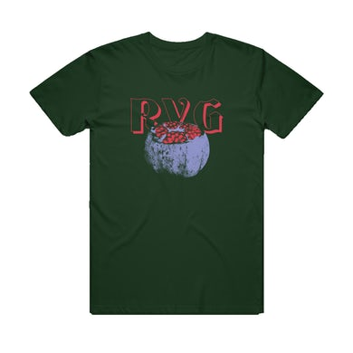 Rvg Pomegranate / Green T-shirt