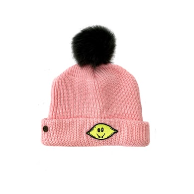 Dope Lemon / Pink Beanie