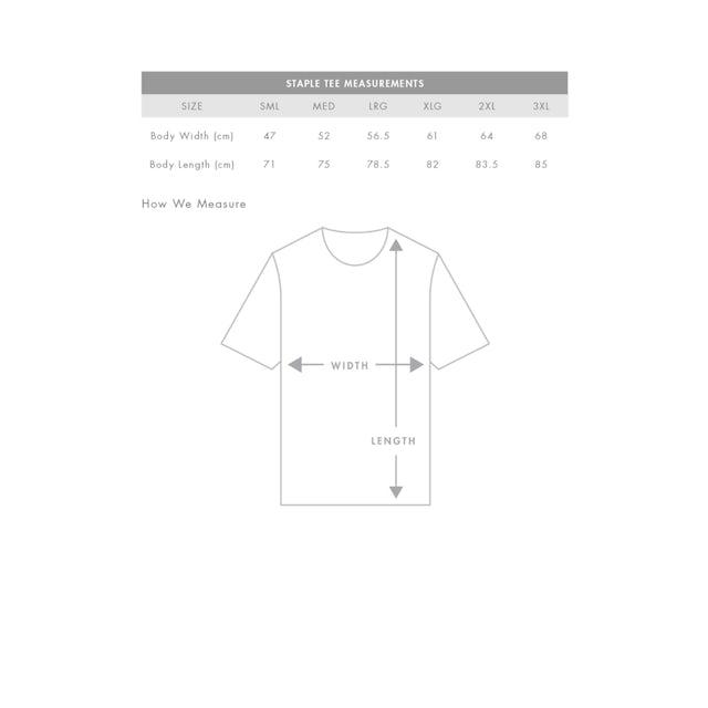 Dope Lemon Lemon Head / Black T-Shirt