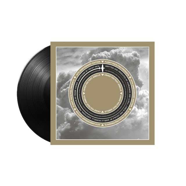 """Flight Facilities - Crave You feat. Giselle / Limited Edition 10th Year Anniversary 12"""""""