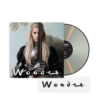 Woodes Crystal Ball / CD