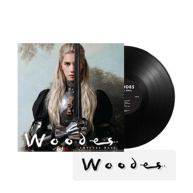 Woodes Crystal Ball /  Black Vinyl ***PRE-ORDER***