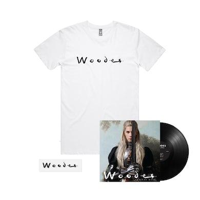 Woodes Crystal Ball / T-shirt + Black Vinyl