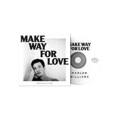 Marlon Williams / 'Make Way For Love' CD