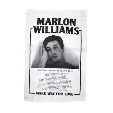 Marlon Williams Make Way For Love / Tea Towel