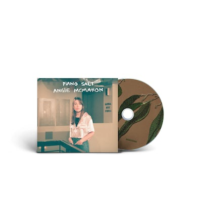 Angie Mcmahon Piano Salt EP / CD