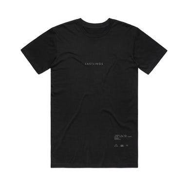 Lastlings Limited Edition 'No Time' / Black T-Shirt