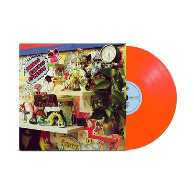"""The Murlocs / Manic Candid Episode 12"""" Orange Vinyl"""