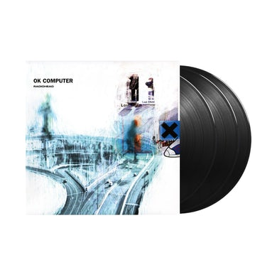 Radiohead / OK Computer – OKNOTOK – 1997 2017 3xLP vinyl