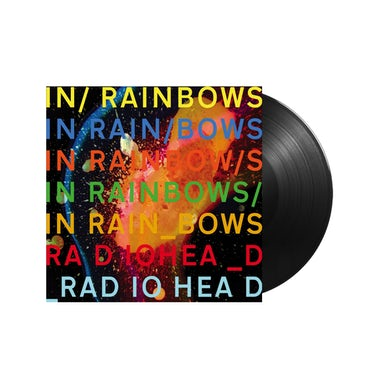 "Radiohead / In Rainbows 12"" vinyl"