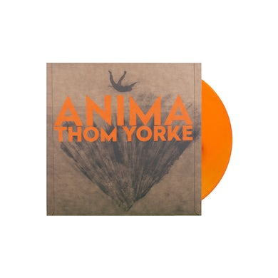 Anima 2xLP Orange vinyl