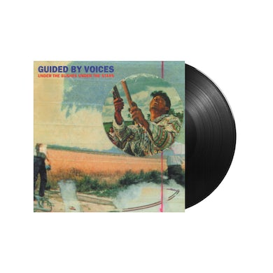 Guided By Voices / Under The Bushes, Under The Stars 2xLP Vinyl